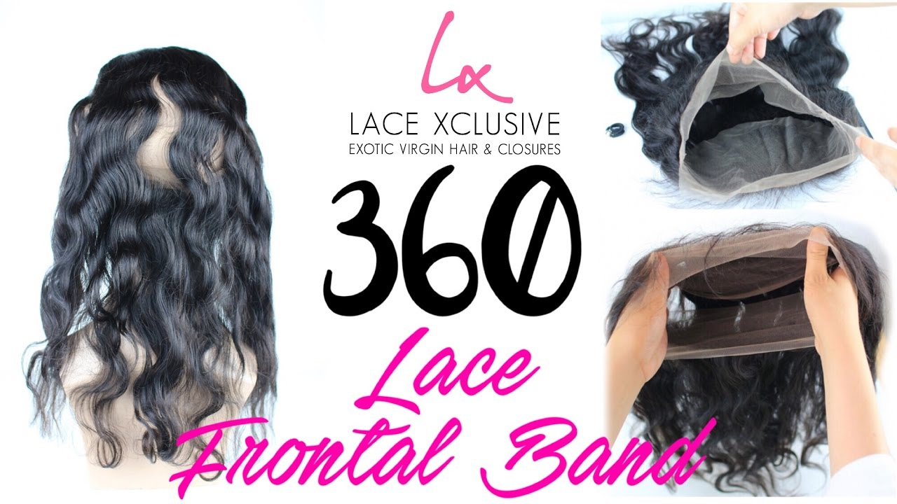 What is a 360 Lace Frontal Band: An In-Depth Look