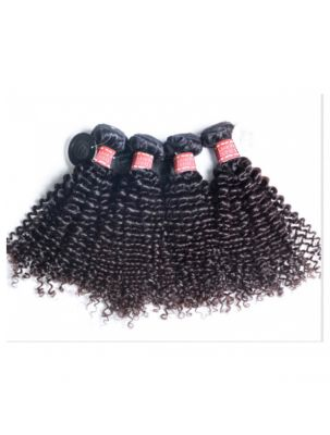 Quadruple Quarry Virgin Mongolian Remy Tight Curly Hair (4 Bundle)