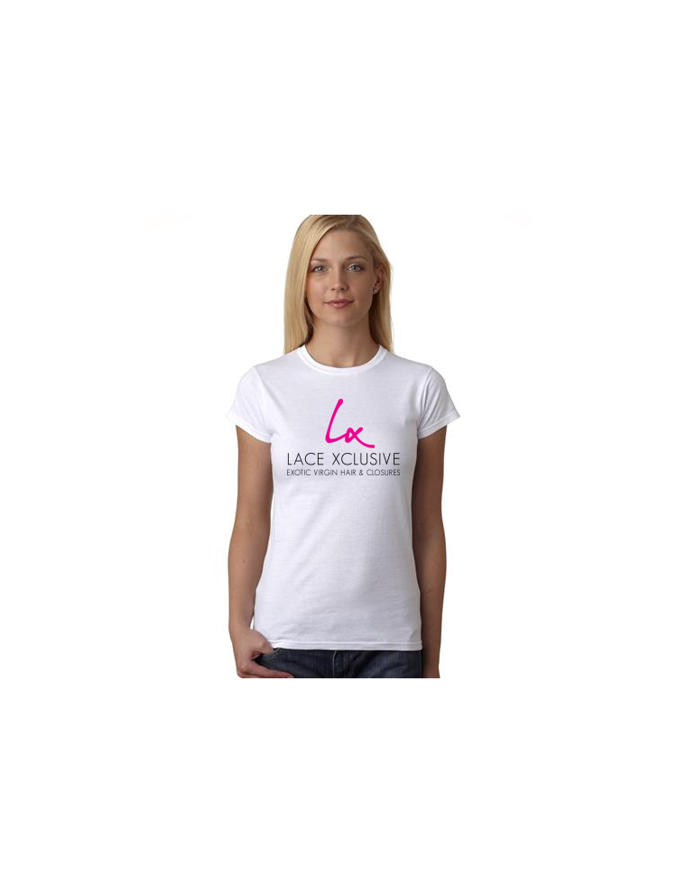 Lace Xclusive Tee