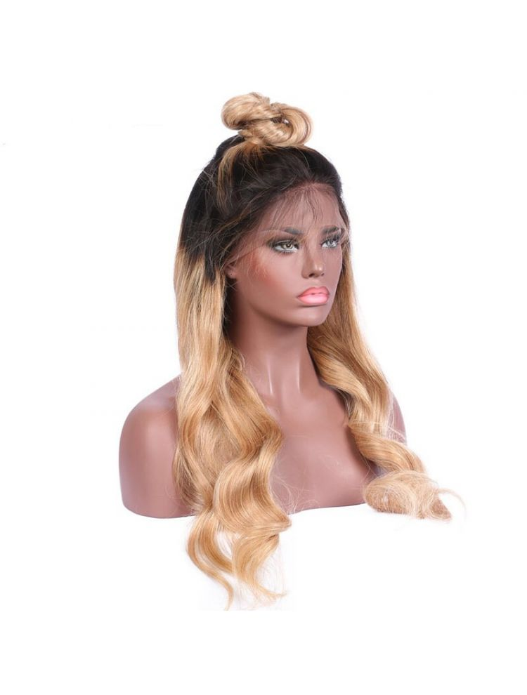 Honey Custom Lace Front Wig